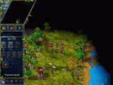 The Settlers III: Quest of the Amazons Windows small amazons army
