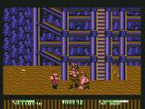 Double Dragon II: The Revenge Commodore 64 Stage 3 Boss(es)