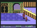 Double Dragon II: The Revenge Commodore 64 Stage 5 Boss