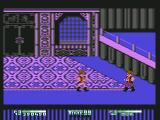 Double Dragon II: The Revenge Commodore 64 Meet your evil twin