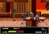 Mazin Saga: Mutant Fighter Genesis i'm surrounded... this is no problem.