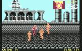 Double Dragon III: The Sacred Stones Commodore 64 In Italy
