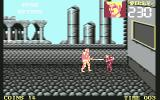"Double Dragon 3: The Rosetta Stone Commodore 64 ""You poke sword at me again, and I break into little pieces"""