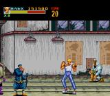 Riot Zone TurboGrafx CD This looks like Shanghai. Well, except there are assassins everywhere
