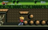 Briganty: The Roots of Darkness PC-98 You must kick, roll and stack these balls to access the upper area