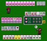 Princess Quest: Mahjong Sword TurboGrafx CD Each girl has her own tile design in this version. Check out those paws...