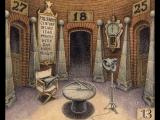 The Riddle of the Maze Macintosh The time room