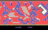 Jinks Atari 7800 Gameplay on the fourth level