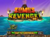 Zuma's Revenge! iPad Title screen