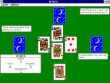 Hearts for Windows Windows 3.x They're sticking me with the Queen of Spades, NO!
