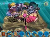 Barbie: Ocean Discovery Windows Among Barbies tools is a magnifying glass that, well, magnifies things.