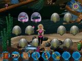 Barbie: Ocean Discovery Windows The fish matching puzzle. Every two or three matches the fish swap places