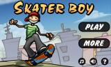 Skater Boy Android Title screen