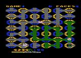 Zenji Atari 5200 A larger (more challenging) level