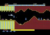Super Cobra Atari 5200 A close encounter with a missile!