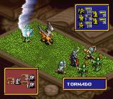 Ogre Battle SNES Tornado