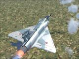 International Fighters Windows Flight Simulator X: This is the Mirage 2000 in French Air Force livery