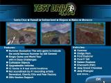 Test Drive: Off-Road 2 Windows The features of the full game as shown in the exit screen of the demo version.
