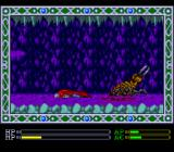 Exile TurboGrafx CD Killed by an antlion boss