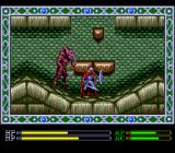 Exile TurboGrafx CD Oh yeah? And you fight like a... err... a dude with an elephant head. Ganesha would be proud