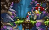 Maths and English with Rayman: Volume 2 DOS This is Betilla the fairy, the other character who helps and advises Rayman