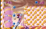 Maths and English with Rayman: Volume 2 DOS Here Rayman is using his Super Helicopter power
