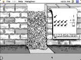 NumberMaze Macintosh An addition problem