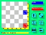 Think! ZX Spectrum Game in progress