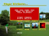 Golf Magazine presents 36 Great Holes starring Fred Couples SEGA 32X Delete Player