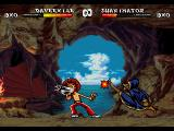 Brutal: Above the Claw SEGA 32X A taste of the feet