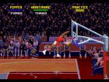 NBA Jam Tournament Edition SEGA 32X Ball going through the net