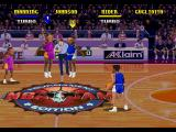 NBA Jam Tournament Edition SEGA 32X Tip off