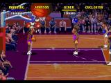 NBA Jam Tournament Edition SEGA 32X Preparing to pass into play