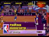 NBA Jam Tournament Edition SEGA 32X Score