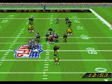 NFL Quarterback Club SEGA 32X Pass with Indicators for Receivers