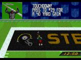 NFL Quarterback Club SEGA 32X Touchdown!