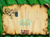 SpongeBob SquarePants: SuperSponge PlayStation Level selection