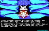 Gunship DOS The Congressional Medal of Honor - the highest award that you can get.