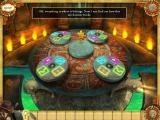 Joan Jade and the Gates of Xibalba iPad Temple Chamber stone table puzzle
