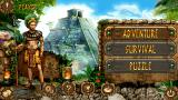The Treasures of Montezuma 2 J2ME Main menu