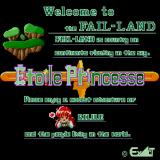 Étoile Princesse Sharp X68000 Nothing ever works in Fail Land :)