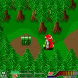 Étoile Princesse Sharp X68000 Oh wow, a green treasure chest amidst green trees! Camouflage!..