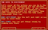 Commander Keen 5: The Armageddon Machine DOS ...such as game instructions... (EGA)