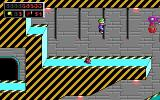 Commander Keen 5: The Armageddon Machine DOS What's the matter, Commander? Scared of that little guy?.. (EGA)