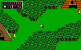 Commander Keen 4: Secret of the Oracle DOS ...and lush forests with mysterious temples (EGA)