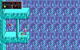 Commander Keen 4: Secret of the Oracle DOS I made it all the way to the top only to find out that I need a yellow jewel to open this door (EGA)