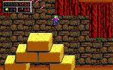 Commander Keen 4: Secret of the Oracle DOS Jumping in a pyramid (EGA)