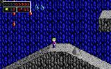 Commander Keen 4: Secret of the Oracle DOS This is not a stone! This guy is an enemy in disguise! Really! (EGA)