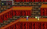 Commander Keen 4: Secret of the Oracle DOS Take this, you... you... yellow reptile! (EGA)