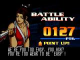 The King of Fighters '99: Millennium Battle PlayStation Mai wins